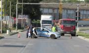 """Протестиращи блокираха трафика към """"Дунав мост"""""""