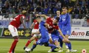 ''Черната'' серия на ЦСКА в efbet Лига продължава