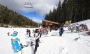 Ски сезонът в Банско ще продължи до 15 април (СНИМКИ)