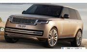 Новият Range Rover бе разкрит в шпионски снимки