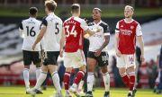 Лондонското дерби между Арсенал и Фулъм не излъчи победител