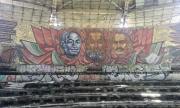 Спасиха част от оцелелите мозайки на Бузлуджа