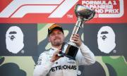Ботас остава в Mercedes и през следващия сезон