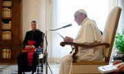 Потвърдено: Папа Франциск е бил ваксиниран