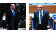 Мермерски защити Тръмп и Марешки
