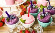 Рецепта на деня: 3 вида домашен сладолед с 4 съставки