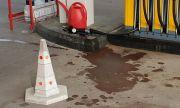 Пиян скъса маркуч на бензиноколонка