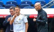 Реал Мадрид хвърля Азар срещу Ливърпул