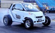 V8 мотор за най-бързия Smart в света (ВИДЕО)