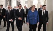 Украйна настоява за среща на Нормандския формат