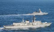 Десетки руски кораби в Черно море