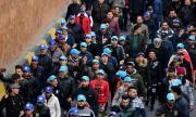 Стотици протестираха срещу новия премиер