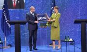 Румен Радев се среща с президента на Естония