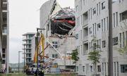 Училищна сграда рухна, загинал е един човек