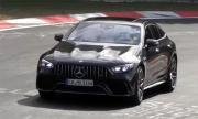 Mercedes-AMG тества GT 73 с 800 коня (ВИДЕО)