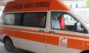 20-годишен без книжка се заби в магазин в Севлиево, с опасност за живота е