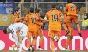 Ювентус започна с победа в групите на Шампионска лига