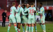 Суонзи изкова ценен успех срещу Барнзли и мечтае за Висшата лига