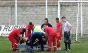 Изключително тежка контузия: Вратар губи бъбреки си след въздушен сблъсък