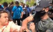 Задържани са мъжете, били журналисти на конференцията на ГЕРБ