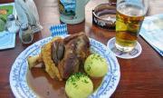 Рецепта на деня: Свински джолан с ароматен сос