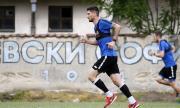 Левски тренира на пълни обороти за контролата с Бистрица (ВИДЕО)