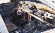 Шофьор изгоря в автомобила си след катастрофа край Варна