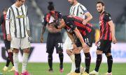 Удар по Милан: Ибрахимович може да не играе повече през този сезон