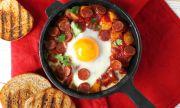 Рецепта за вечеря: Лесна манджичка с наденица