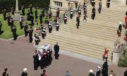 Шокиращи подробности от погребението на принц Филип