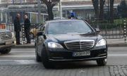 Кола на НСО се заби в друг автомобил в столицата
