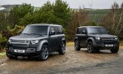 Land Rover представи Defender с V8