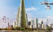 Тук строят вертикален град