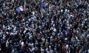 Хиляди се събраха на протест срещу полицейското насилие в Париж