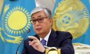 Президентът на Казахстан с първо обръщение към народа си