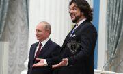 Филип Киркоров завежда дело срещу Литва