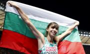 Мирела Демирева имаше трудно състезание, но се класира за финала на скока на височина