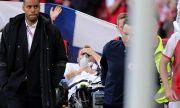 Лекарят на Дания потвърди причината за припадъка на Ериксен