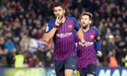 Луис Суарес: Бъдещето на Лео Меси не е свързано с Барселон