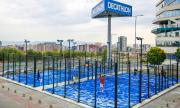 Модерният спорт Падел е вече и в България с помощта на DECATHLON