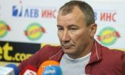 Белчев коментира слабите резултати в първенството и предстоящия мач с Клуж