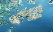 Строят изкуствен остров с жилища (ВИДЕО)