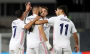 Реал Мадрид взе жизненоважна победа срещу Интер в голово шоу