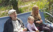 4-годишната щерка на Ицко Финци говори 3 езика
