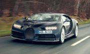 "Bugatti ""пенсионира"" Chrion на 90 хиляди километра"