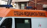 Трима възрастни и две деца  пострадаха при катастрофа