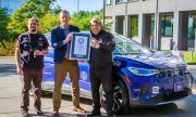 Volkswagen с рекорд на Гинес