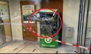 Апаши обраха банкомат в Люлин 4 в София