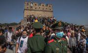 Китай очаква бум на туризма през почивните дни