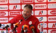 Ръководството на ЦСКА: Огромна и безрезервна подкрепа към Любо Пенев